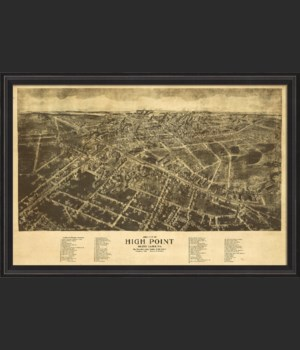 BCBL High Point North Carolina 1913