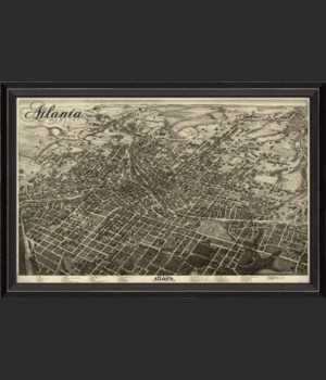 BC atlanta ga 1892 15pt5x24