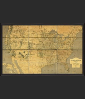 BCBL United States 1873 25x40