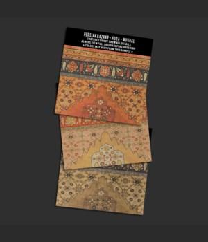 Swatch Set Persian Bazaar Agra
