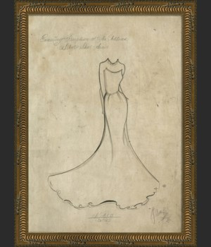 KG Dress Model 5