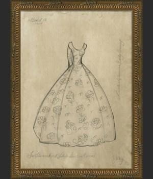 KG Dress Model 13