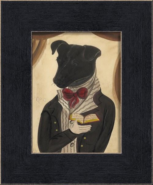 MI Brilliant Gentleman in the Red Bowtie