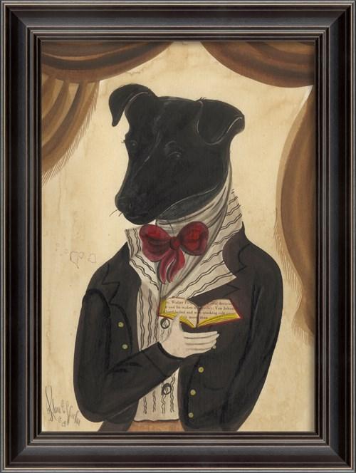 LS Brilliant Gentleman in the Red Bowtie