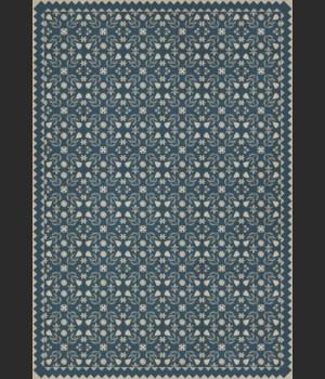 Folk Art Museum - Floral Quilt - Spring Rain