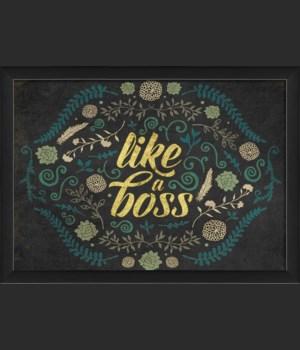 EB Like a Boss