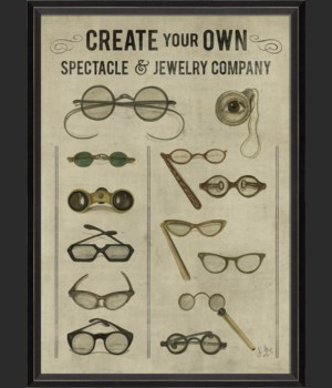 BC Create Your Own Spectacle and Jewelry Company