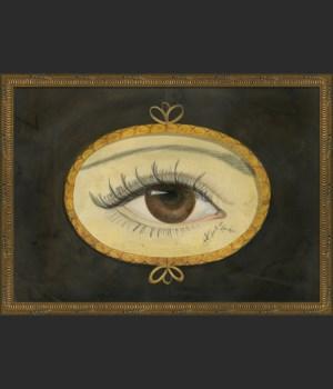 KG Brown Eye