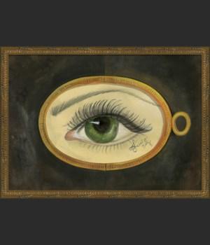 KG Green Eye