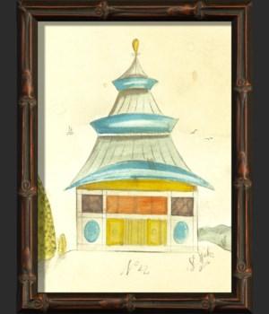 HU Pagoda 42