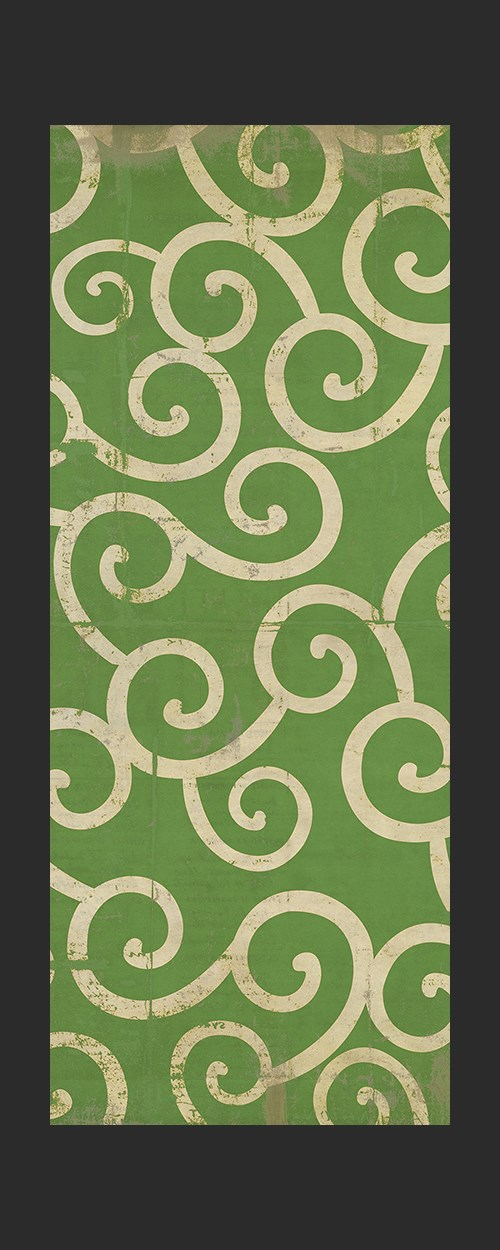 Pattern 04 The Sea of Green 36x90