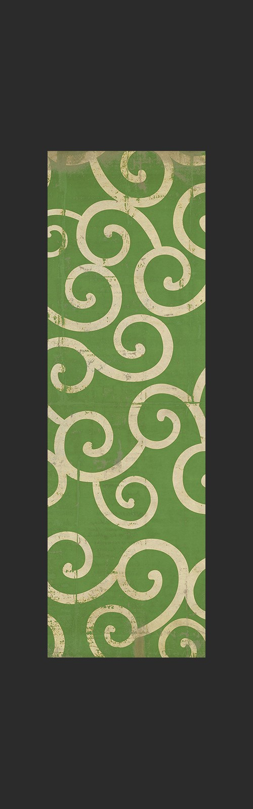Pattern 04 The Sea of Green 36x115