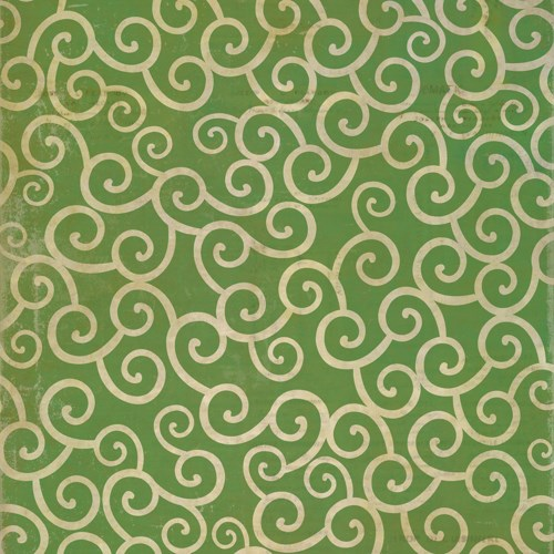 Pattern 04 The Sea of Green 96x96