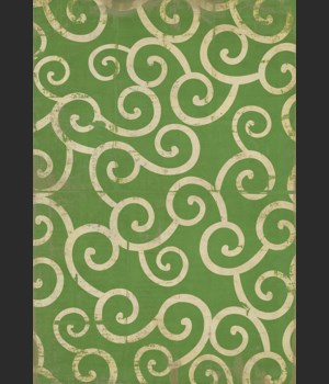 Pattern 04 The Sea of Green 70x102