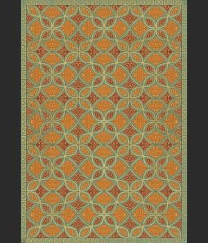 Pattern 25 Suleiman 70x102