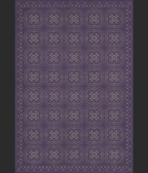 Pattern 28 Purple Bandana 70x102