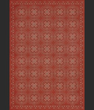 Pattern 28 Red Bandana 70x102