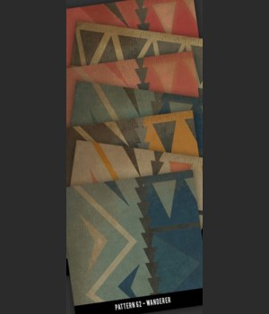 Swatch Set Pattern 62