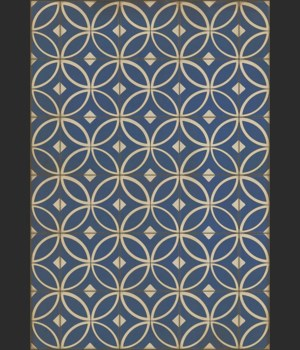 Pattern 70 Dress Blues 70x102