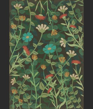 Pattern 73 Dance of the Flowers 70x102