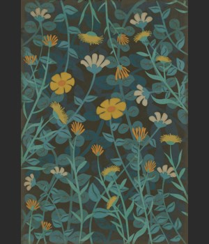 Pattern 73 Knee Deep in Flowers 70x102