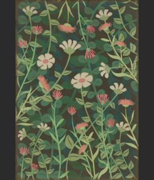 Pattern 73 Little Idas Flowers 70x102