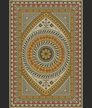 Pattern 75 the Oracle of Delphi 70x102