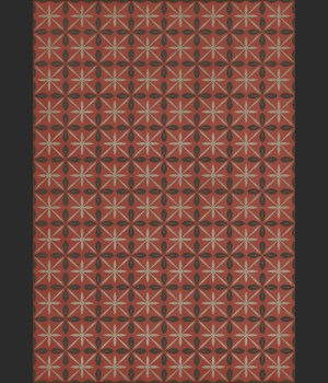 Pattern 81 the Atomic Diner 70x102
