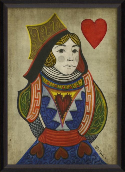 BC Queen of Hearts