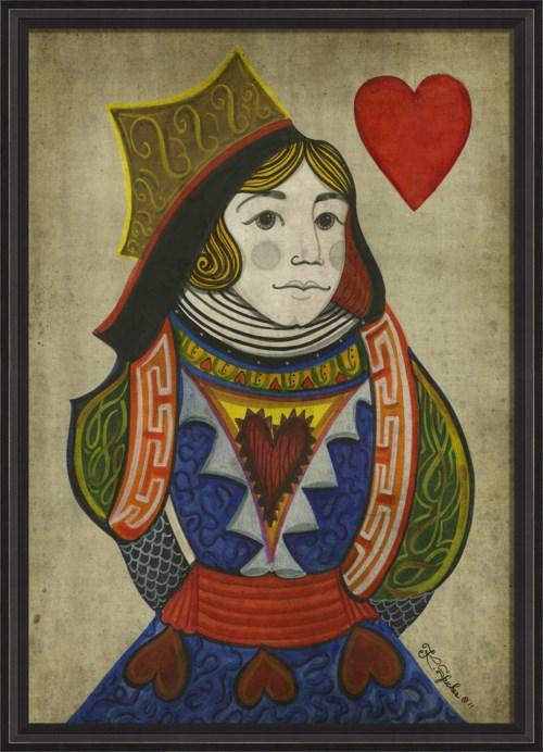 BCBL Queen of Hearts