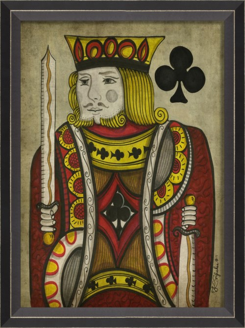 BC King of Clubs
