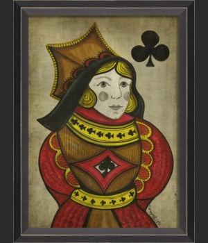 BC Queen of Clubs