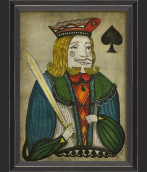 BC King of Spades