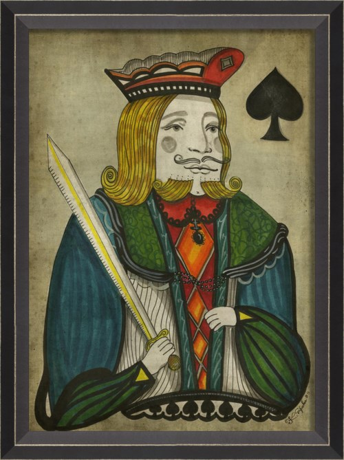 BC King of Spades