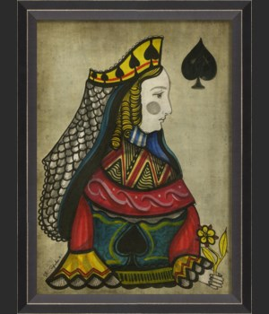 BC Queen of Spades
