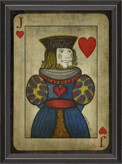 BC Jack of Hearts with border