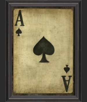 BC Ace of Spades with border