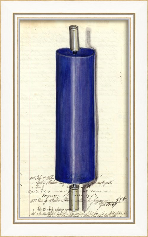 KI Cobalt Blue