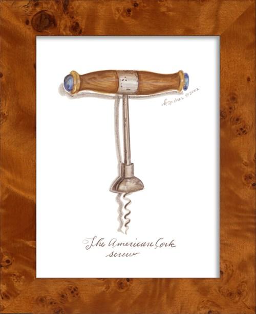 NA American Cork Screw