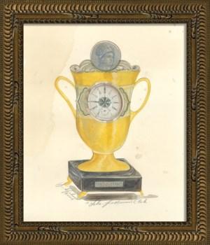 NT Gentlemens Clock