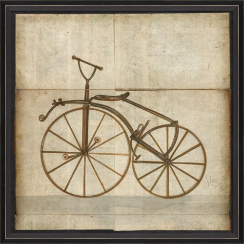 BC Bronze Bicycle