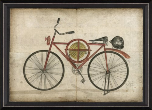 BC Firestation Bike