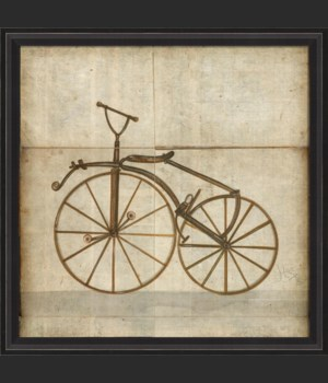 BCBL Bronze Bicycle