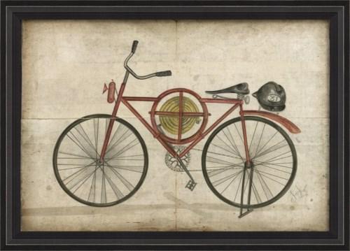 BCBL Firestation Bike