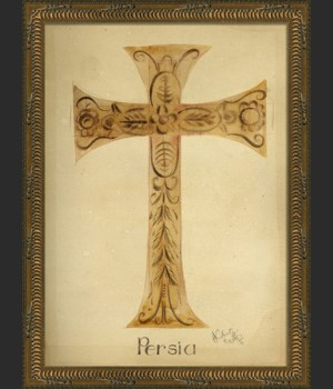 NT Persia Cross