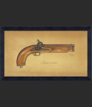 LI British Sea Pistol
