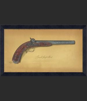 LI French Target Pistol
