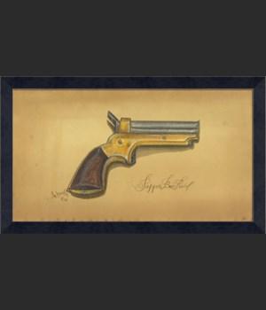 LI Pepper Box Pistol