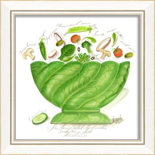 KI Salad Bowl