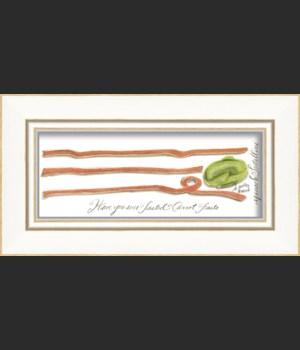 KI Carrot Pasta & Spinach Tortellini